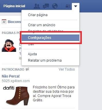Como responder comentários no Facebook através do e-mail