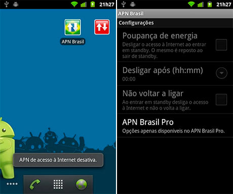 Aplicativos necessários e gratuitos para o Android