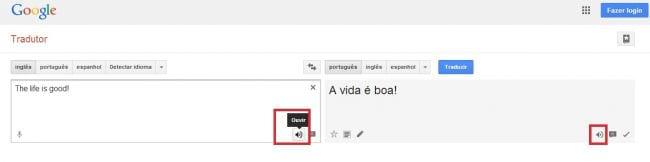 Como explorar o Google Tradutor