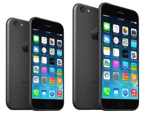 Lançamento de iPhone de tela grande pode sofrer atraso