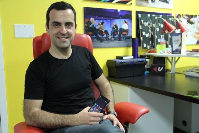 Hugo Barra, vice-presidente da Xiaomi