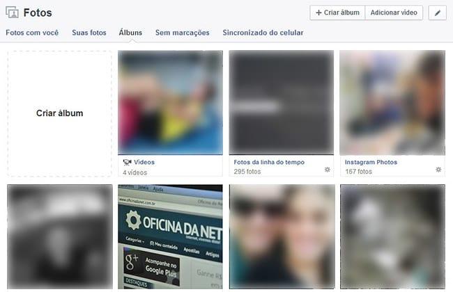Como compartilhar álbuns do Facebook com um amigo que não possui conta na rede social