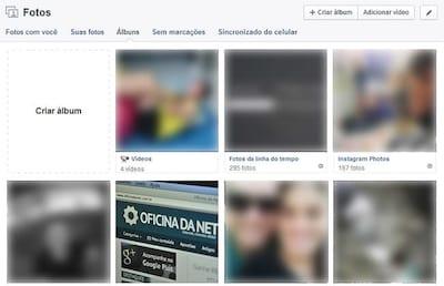 Como compartilhar �lbuns do Facebook com um amigo que n�o possui conta na rede social