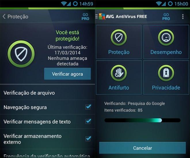 Antivírus no smartphone? Qual usar?