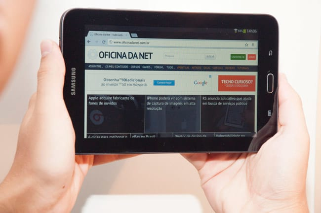 Review Galaxy Tab 3 Lite 7.0