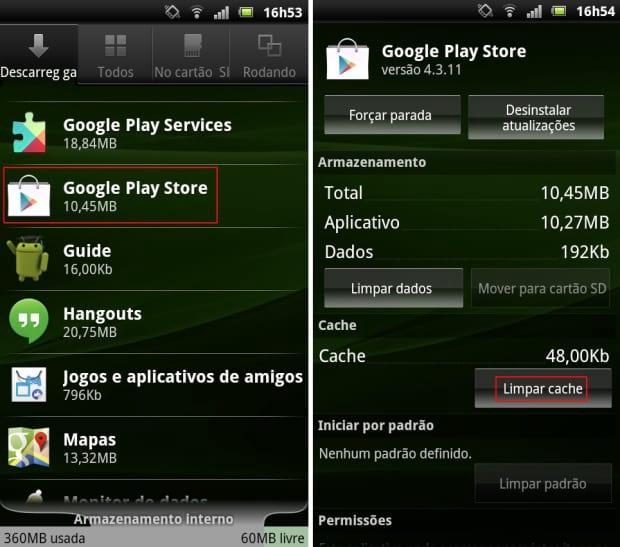 Como melhorar o desempenho do Android?