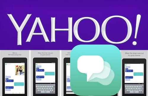 Yahoo! compra Blink, aplicativo seguro para trocar mensagens