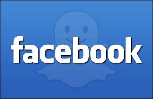 Facebook pode lançar concorrente do Snapchat