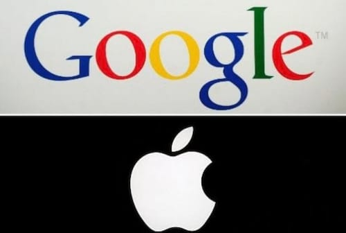 Apple e Google chegam a acordo na disputa por patentes