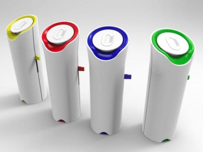 oPhone contará com recurso de envio de cheiros