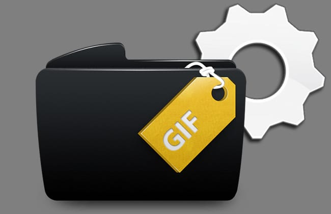 Como fazer um GIF?