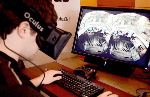 Oculus VR é acusada de roubo de tecnologia