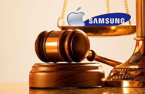 Apple não vai desistir da briga por patentes com Samsung