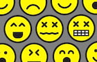Emoticons no teclado