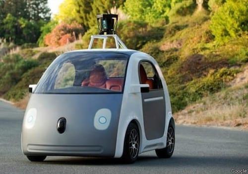 Google anuncia carro próprio e sem motorista