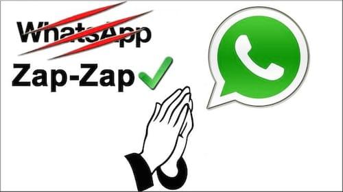 ZapZap, versão brasileira do Whatsapp, chama atenção dos usuários