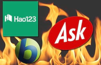 Como desinstalar para sempre o Hao123, Ask.com ou Babylon Search do meu pc?
