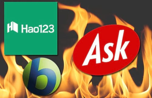 Como desinstalar para sempre o Hao123, Ask.com ou Babylon Search do meu pc?