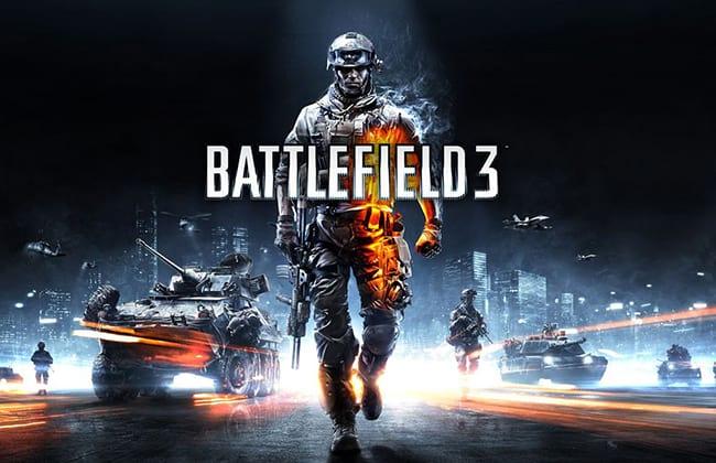 Battlefield 3 de graça na Origin
