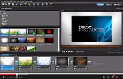 Proshow Producer 6 - Novidades sobre o Preview
