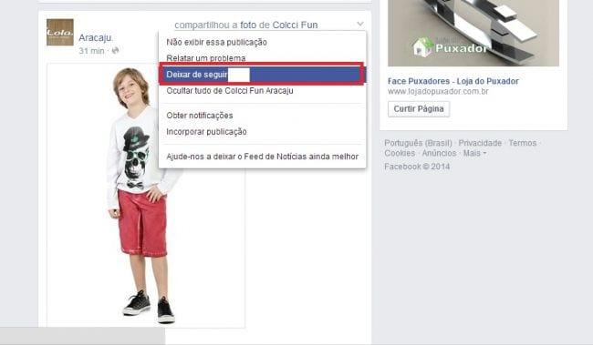 Saiba como bloquear posts e páginas no Facebook