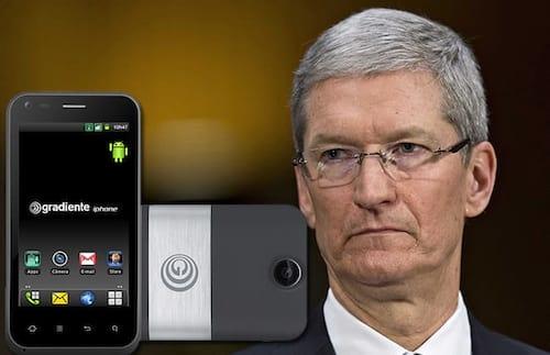 Apple ganha nova batalha sobre Gradiente