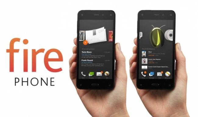 Conheça o celular inteligente da Amazon