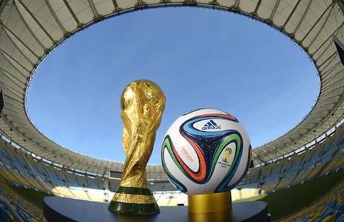 Copa do mundo é o tema mais comentado do Facebook