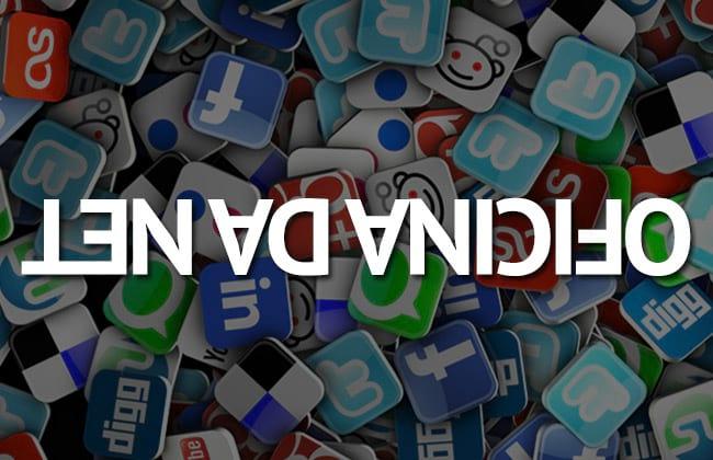 Saiba como escrever de cabeça para baixo nas redes sociais