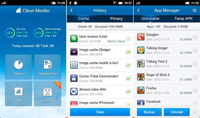 Os 6 Melhores aplicativos para o Android