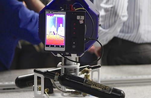Projeto Tango da NASA usará smartphones 3D do Google