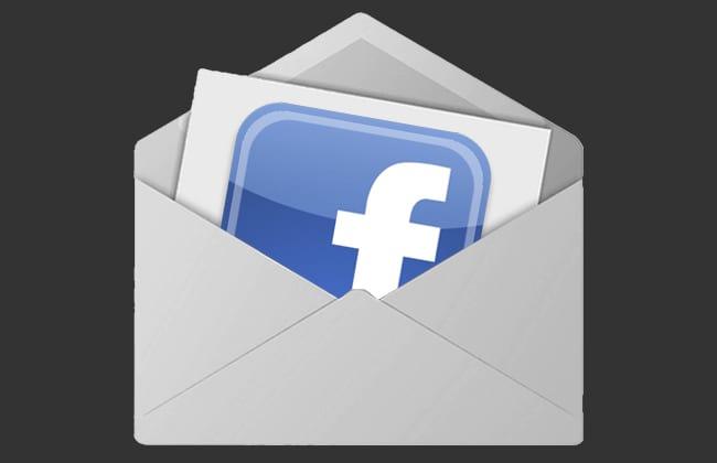 Como desativar as notificações do Facebook no e-mail?