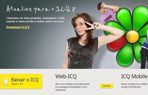 ICQ volta para recuperar o seu espaço