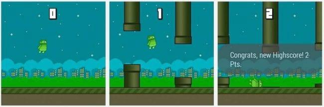 E o Android Wear já possui seu primeiro game