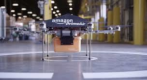 Amazon  busca aprovação para realizar testes com drones