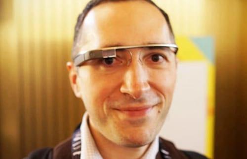 Amazon contrata Babak Parviz, o criador do Google Glass.