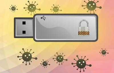 Como proteger o pendrive contra vírus