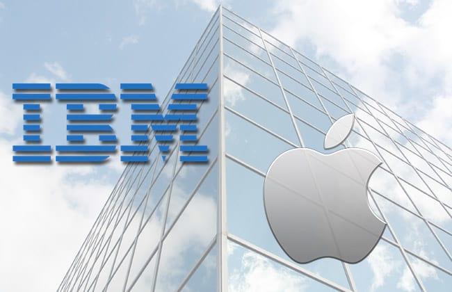 IBM e Apple fecham parceria exclusiva na área corporativa