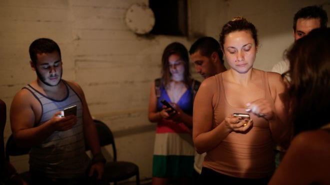 Israelenses usam aplicativo para receber alertas de mísseis