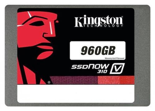 Kingston anuncia o SSDNow V310 com capacidade livre de 960 GB
