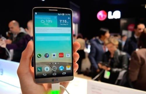 LG lança no Brasil o LG G3