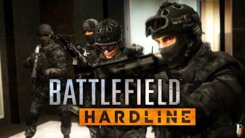 Battlefield Hardline só em 2015