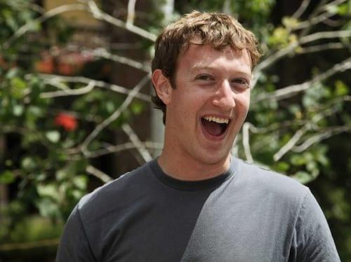 Fortuna de Zuckerberg é maior que dos criadores do Google