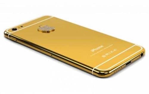 Loja de luxo já vende iPhone 6 de ouro