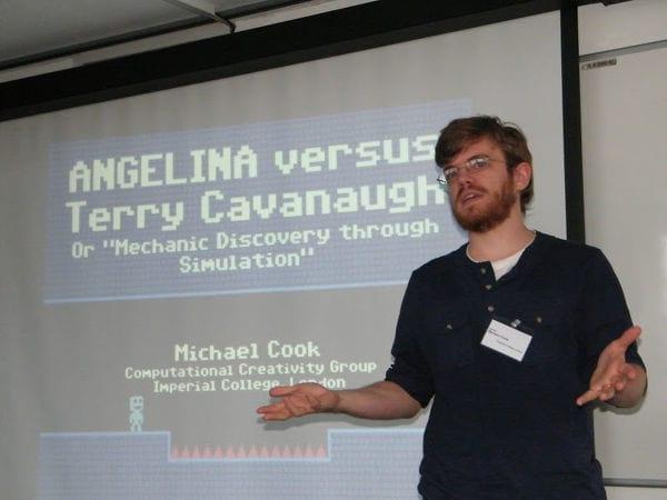 Angelina: o sistema que cria jogos sozinho