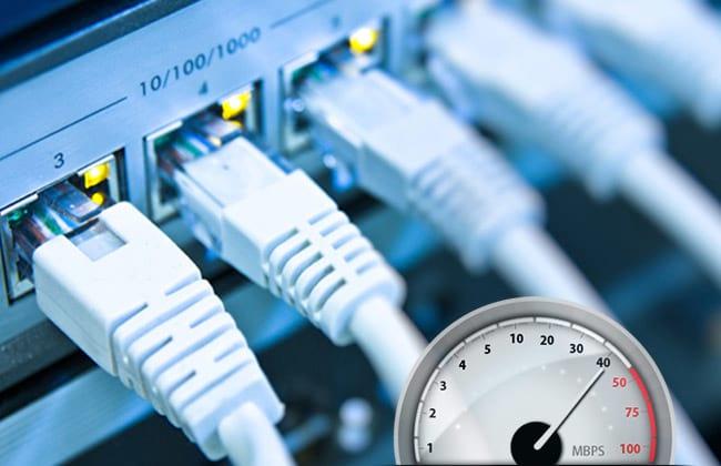 Aumentando a velocidade da internet sem programas