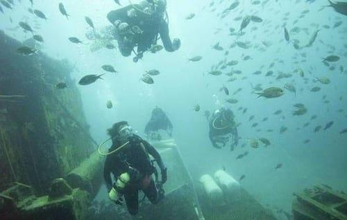 Google Glass é testado no fundo do mar pela Nasa