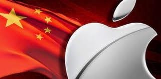 Apple não está impedida de vender seus produtos a China