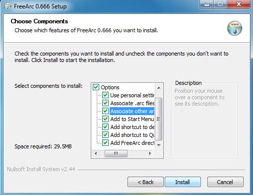 Como diminuir o tamanho de arquivos com o Freearc