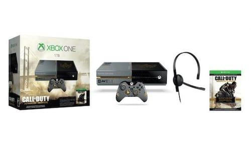 Xbox One ganha edição limitada